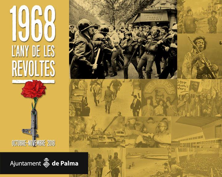 """Cicle """"1968: l'any de les revoltes"""" (octubre i novembre 18)"""